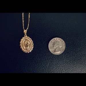 Jewelry - Guadalupe pendant & necklace set